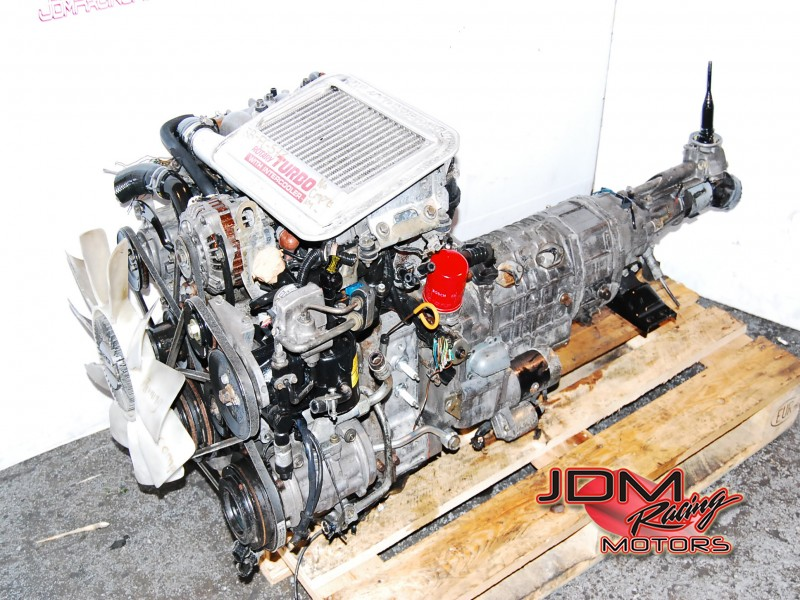 Mazda JDM RX-7 13B FC Engine For Parts Mazda RX7