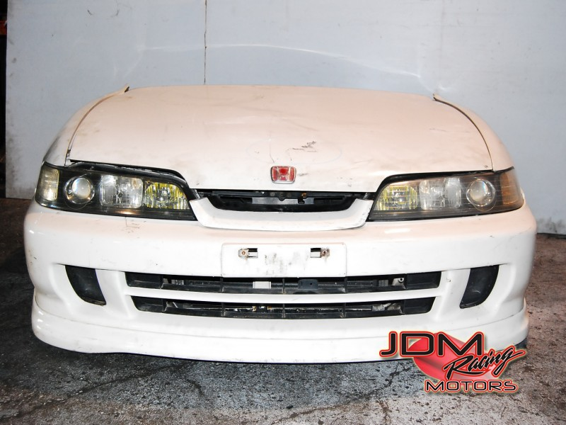 Honda Prelude Jdm Front End Conversion Jdm Itr Front End Conversion