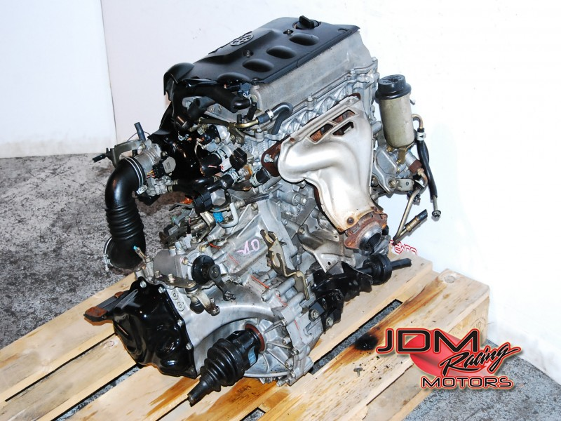 Toyota JDM 2NZ FE VVTI Toyota Echo, Yaris engine + 5 Speed transmission 1NZ FE VITZ bB SCION xB