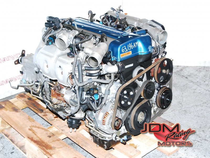 Toyota JDM 2JZ GTE Twin Turbo VVTI Lexus Aristo Engine and Transmission