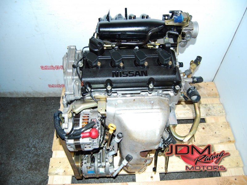 Altima QR25 and QR20 Motors