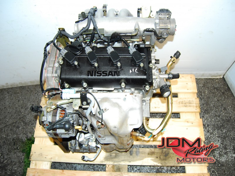 Id 1265 Altima Qr25 And Qr20 Motors Nissan Jdm