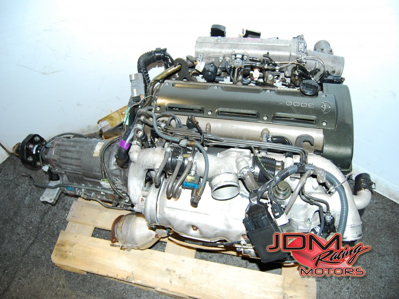 Supra MK4 2JZ GTE Twin Turbo and 2JZ GTTE Motors