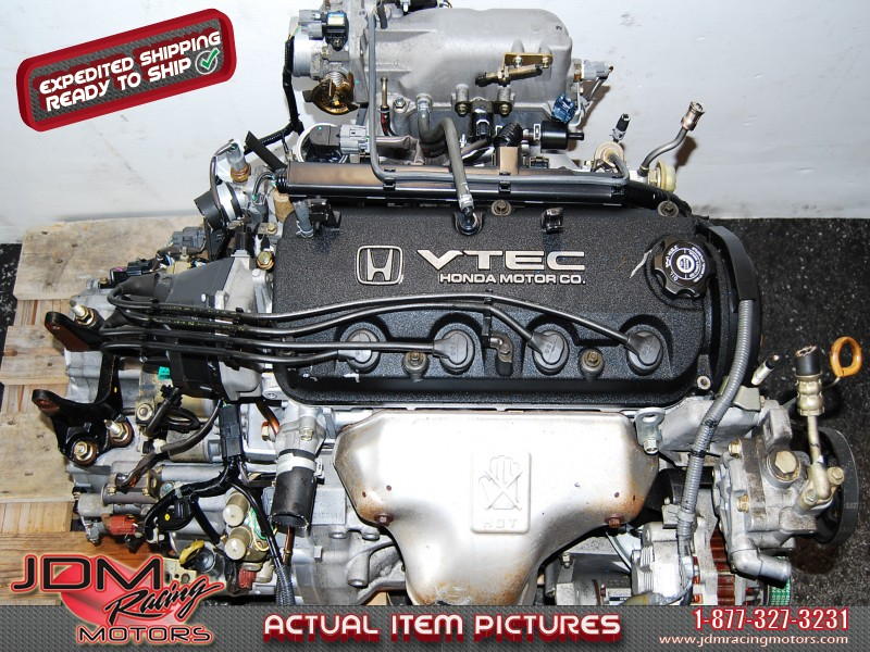 Accord F23A 2.3L VTEC Motors