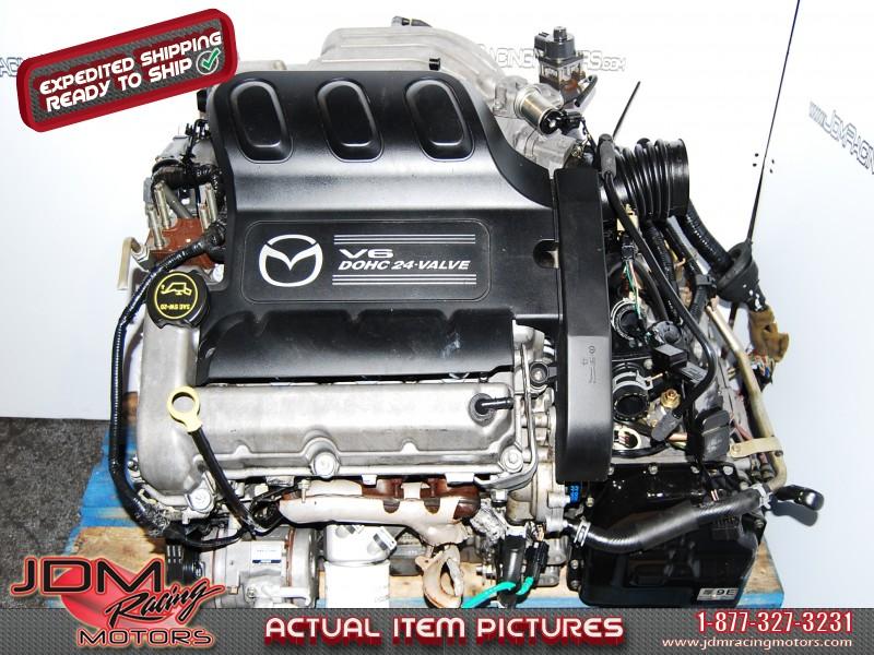 Tribute, MPV AJ v6 3.0 Motors
