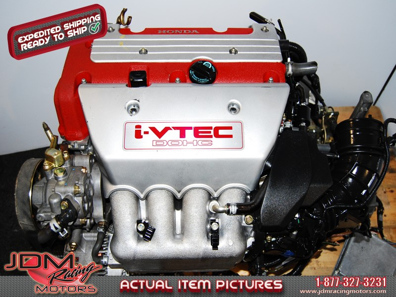 JDM K20A Acura RSX Type R DC5 and K24A Motors