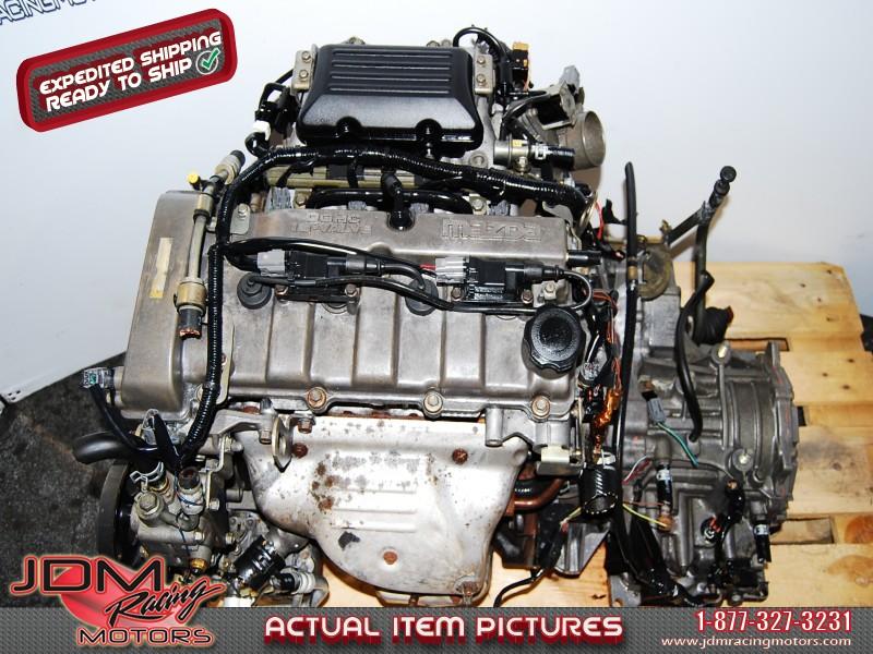 Mazda 6 FS 2.0 L3 Motors