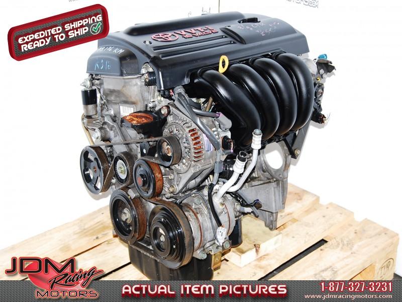 Celica 1ZZ FE VVTi Motors