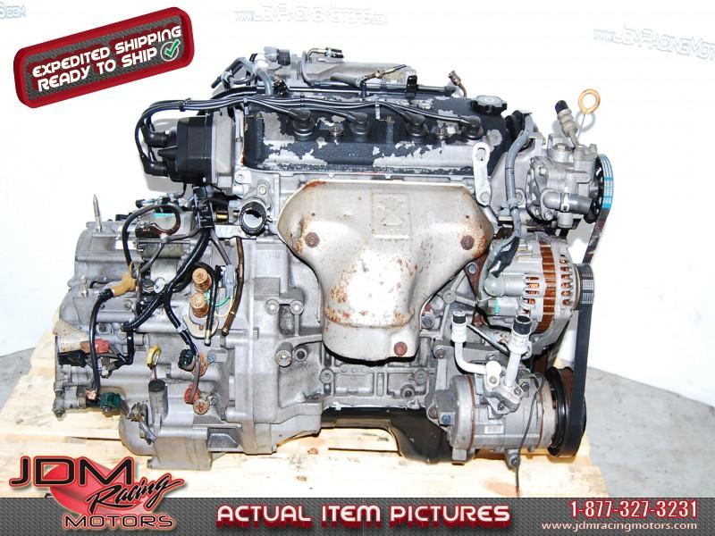 Accord F23A 2.3L VTEC Motors