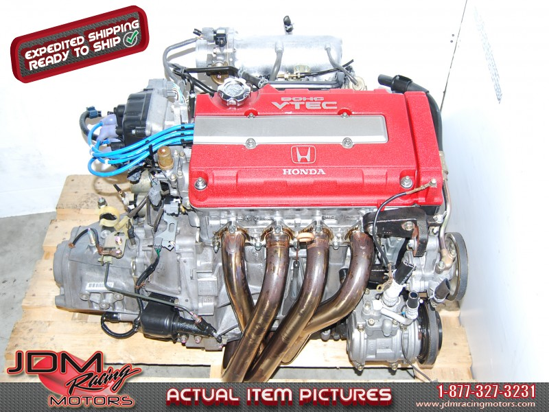JDM B20, B16A, B16B, B18B & B18C Spec R, GSR, Type R Motors