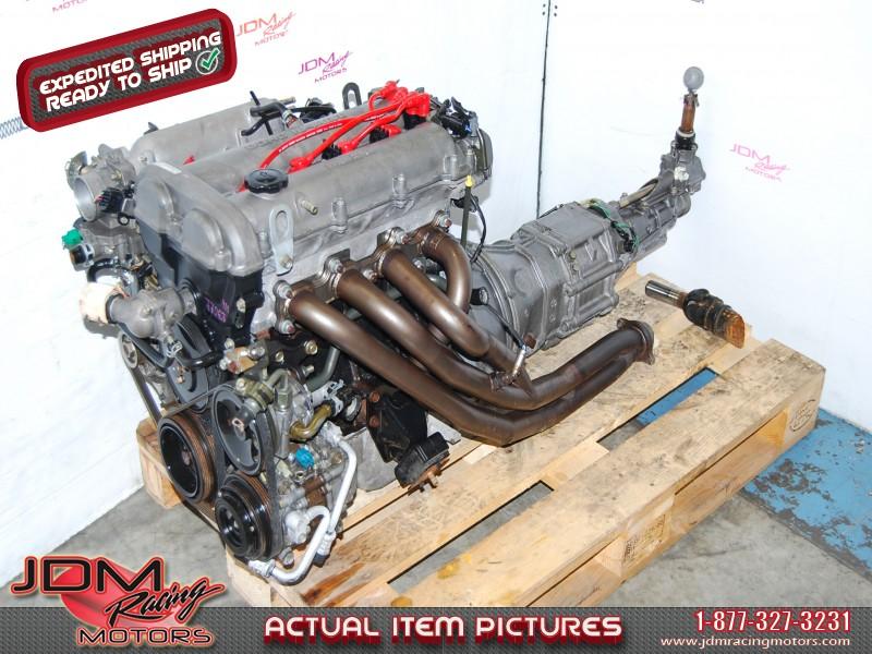 Miata BP 6 Speed, 5 Speed and Turbo Motors