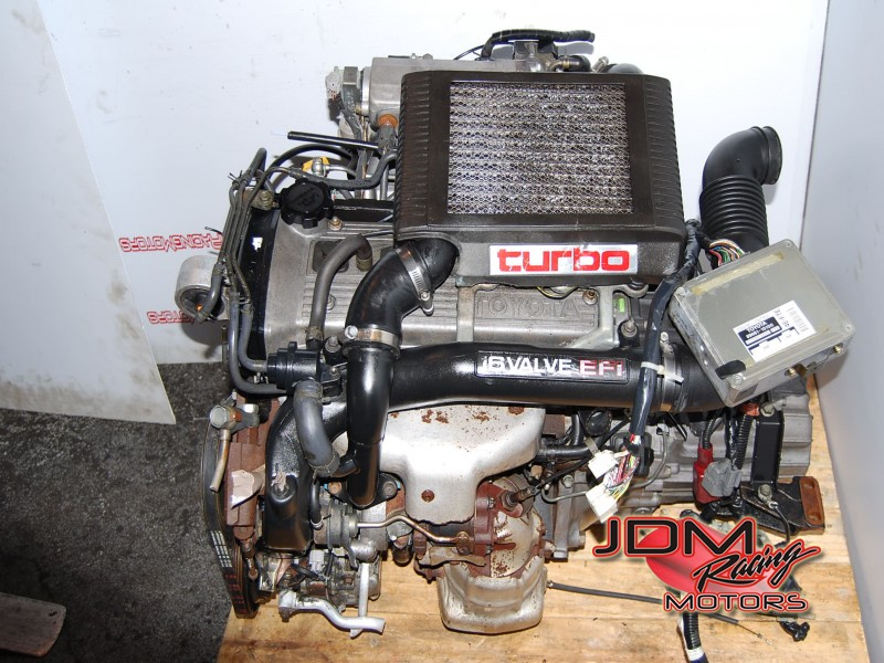 Toyota Engine 4e Turbo