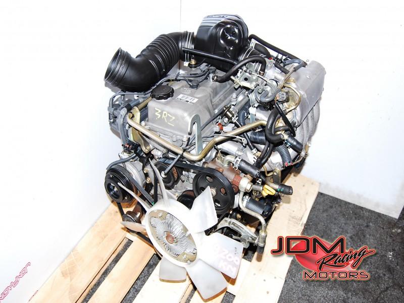 Toyota Tacoma 3RZ FE Motors jdm engines - JDM RACING MOTORS